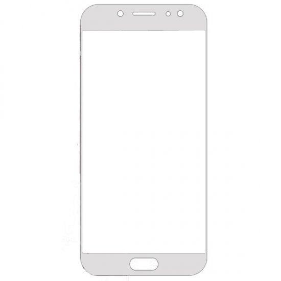 Glass Lens for Samsung Galaxy J7 2017  White
