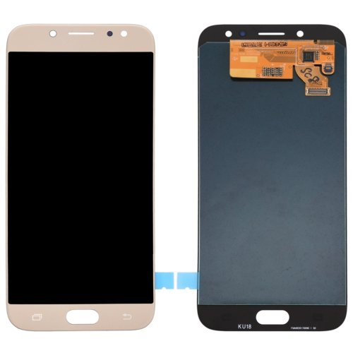 LCD with Digitizer Assembly for Samsung Galaxy J7 2017 J730 Gold