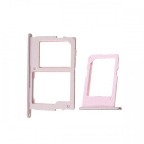 SIM and SD Card Tray for Samsung Galaxy J7 (2017) Pink