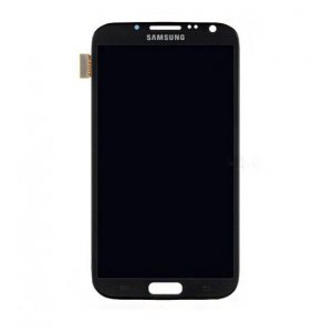 LCD Display Touch Screen Assembly For Samsung Galaxy Note 2 N7100 N7105 T889 I605 R950 L900 -Black