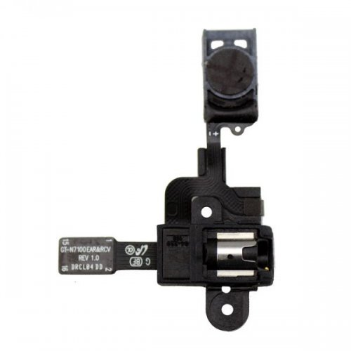 Original Earphone Jack Flex Cable with Ear Speaker For Samsung Galaxy Note 2 N7100