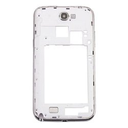 Middle Frame for Samsung Galaxy Note 2 N7105 White Original