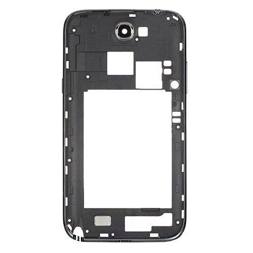 Middle Frame for Samsung Galaxy Note 2 N7100 Grey Original