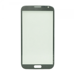 For Samsung Galaxy Note 2 N7100 Front Glass Lens Grey