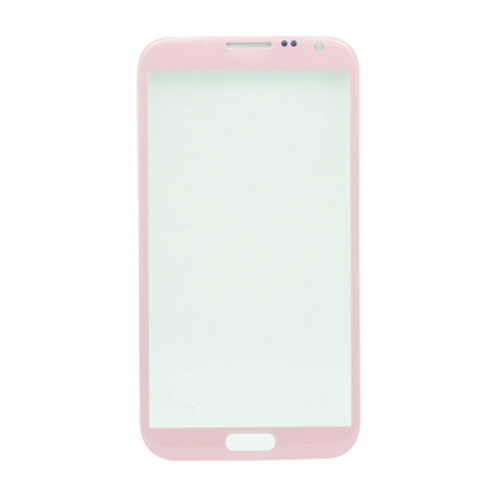For Samsung Galaxy Note 2 N7100 Front Glass Lens P...