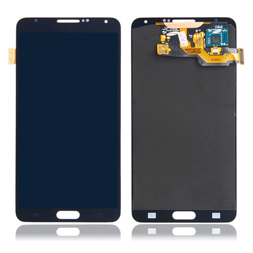 LCD with Digitizer Assembly for Samsung Galaxy Note 3 Black Original LCD + Copy Glass