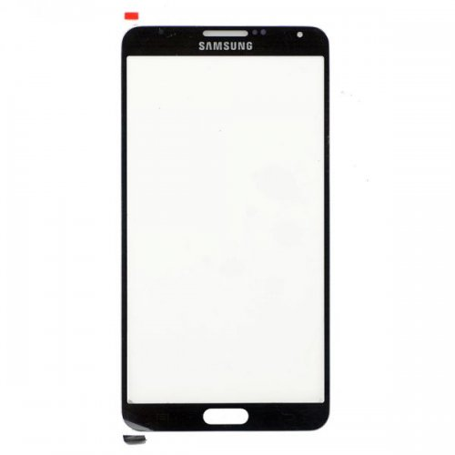 For Samsung Galaxy Note 3 Front Glass Lens Black