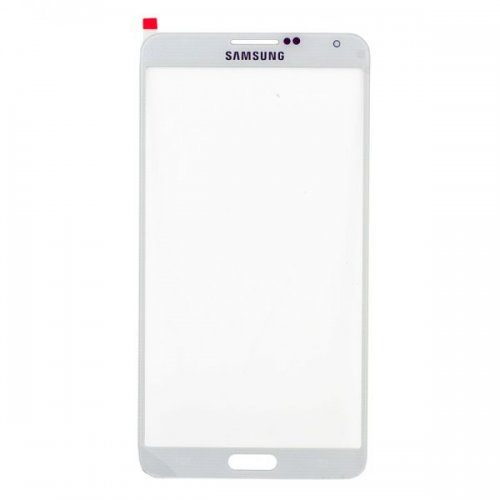 For Samsung Galaxy Note 3 Front Glass Lens White