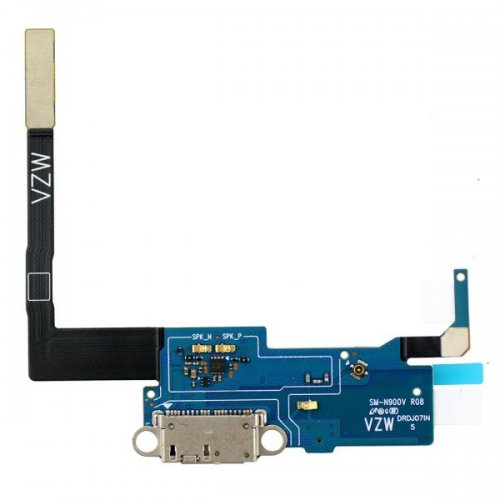 Original Charging Port Flex Cable For Samsung Galaxy Note 3 N900V