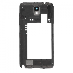 For Samsuang Galaxy Note 3 N900T/N900A Middle Bezel Black