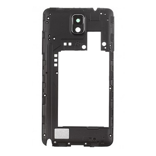 For Samsuang Galaxy Note 3 N900V Middle Bezel Blac...