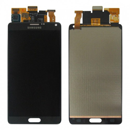 For Samsung Galaxy Note 4 LCD Display with Digitizer Assembly Black