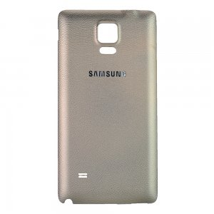 For Samsung Galaxy Note 4 Battery Cover Gold