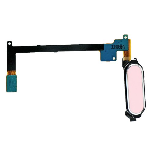 For Samsung Galaxy Note 4 Series Home Button with Flex Cable Ribbon Pink