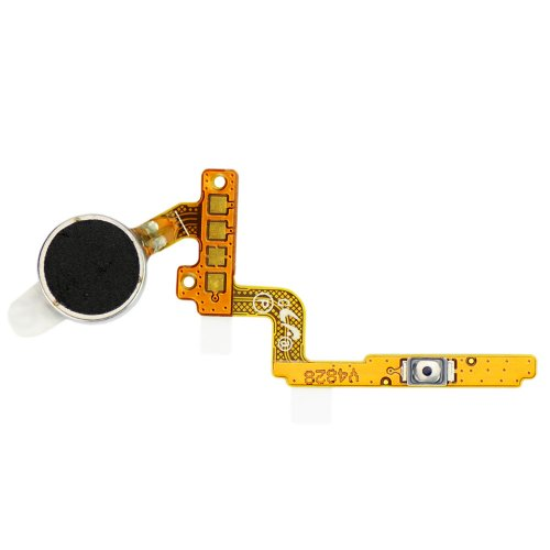 For Samsung Galaxy Note 4 Power Button Flex Cable Ribbon with Vibrating