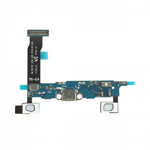 For Samsung Galaxy Note 4 N910F Charging Port Flex...