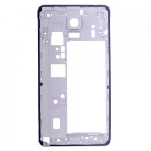 Rear Housing Frame without Small Parts for Samsung Galaxy Note 4/N910F Black