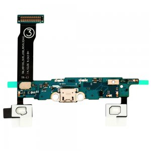 Charging Port Flex Cable for Samsung Galaxy Note 4 N910G Original