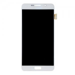 LCD with Digitizer Assembly for Samsung Galaxy Note 5 White