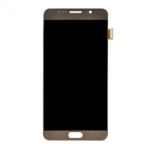 LCD with Digitizer Assembly for Samsung Galaxy Note 5 Gold