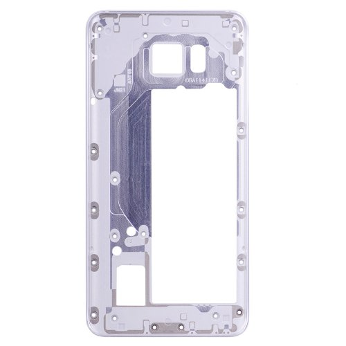 Rear Housing Frame for Samsung Galaxy Note 5 Silve...