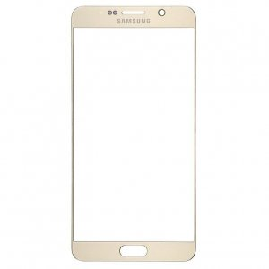 Front Glass Lens for Samsung Galaxy Note 5 Gold