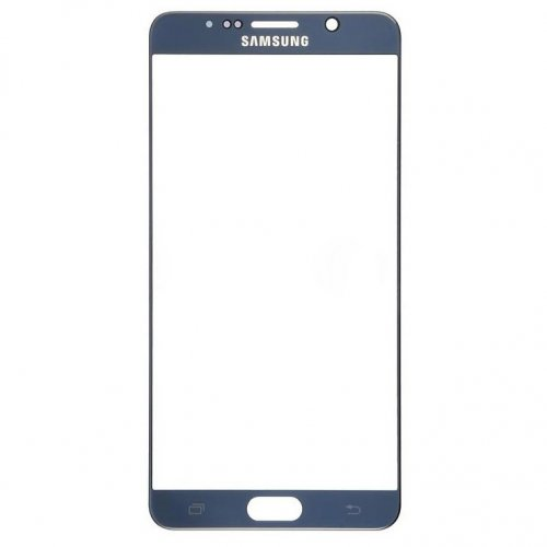 Front Glass Lens for Samsung Galaxy Note 5 Blue