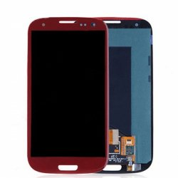 LCD Screen Digitizer Assembly For Samsung Galaxy S3 Without Frame -Colors can be selected