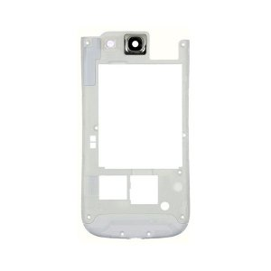 Middle Cover Bezel Rear Housing For Samsung Galaxy S3 i9300 White