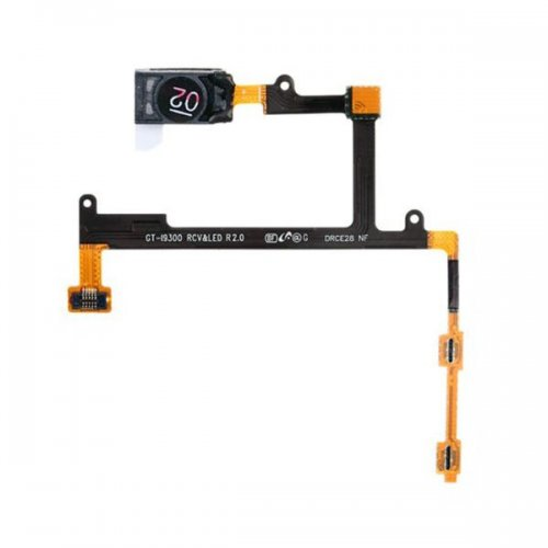 Speaker Earpiece and Volume Flex Cable Repair Part...