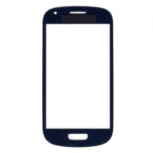 For Samsung Galaxy S3 Mini i8190 Front Glass Lens Black