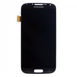 Original LCD with high copy glass for Samsung Galaxy S4 Black