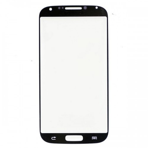 For Samsung Galaxy S4 Front Glass Lens White