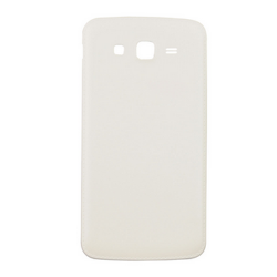White Back Battery Cover For for Samsung Galaxy S4 i9500