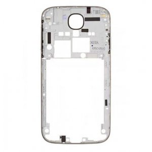 Original Middle Frame Cover Housing replacement For Samsung Galaxy S4 i9500 white