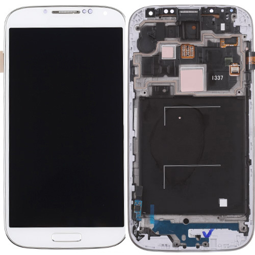 Original LCD (High Copy Glass) Assembly With Frame...