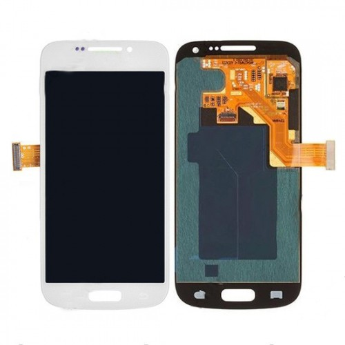 LCD Touch Screen Digitizer Assembly for Samsung Galaxy S4 Mini i9190/i9195/i9195T -White