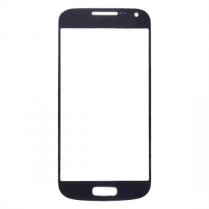 For Samsung Galaxy S4 Mini I9190 i9195 Front Glass Lens Black