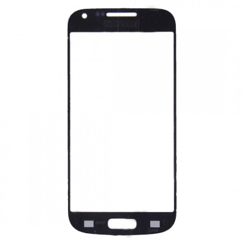 For Samsung Galaxy S4 Mini I9190 i9195 Front Glass Lens Black
