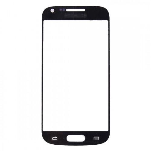 For Samsung Galaxy S4 Mini I9190 i9195 Front Glass Lens White