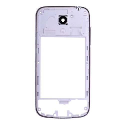 Middle Frame for Samsung Galaxy S4 Mini i9195 Whit...