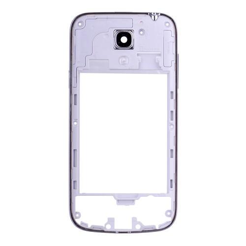 Middle Frame for Samsung Galaxy S4 Mini i9195 White Original