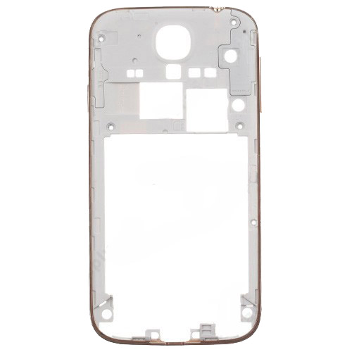 Middle Frame Front for Samsung Galaxy S4 i9505 Gol...