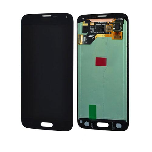 Original Refurbished Black LCD Screen and Digitize...