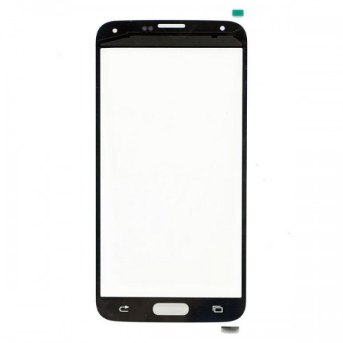 For Samsung Galaxy S5 Front Glass Lens White