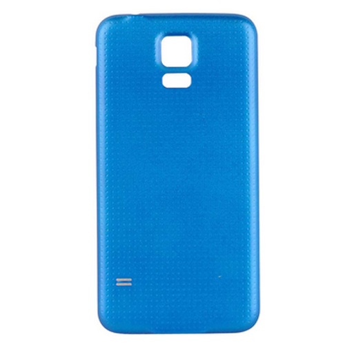 Battery Cover for Samsung Galaxy S5 i9600 Blue Original