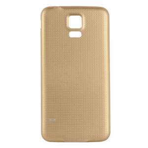 Battery Cover for Samsung Galaxy S5 i9600 Gold Original