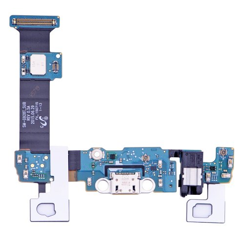 Charging Port Flex Cable for Samsung Galaxy S6 Edg...