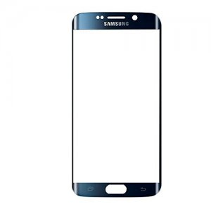 Front Glass Lens for Samsung Galaxy S6 Edge+ Blue