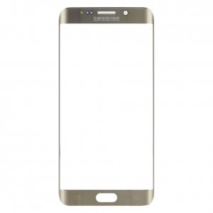 Front Glass Lens for Samsung Galaxy S6 Edge+ Gold